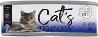 CatsMeow Beef-Lamb 24-5.5oz