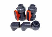 Eshopps 5pc Fittings Kit