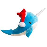 St Nikki The Narwhal 14In