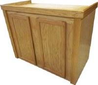 Honey Oak Stand 48x24x36