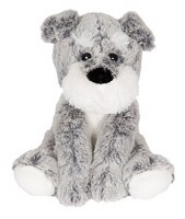 Wag and Purrs Schnauzer 9 Inch
