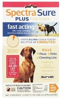 Spectra Sure Plus Dog 45-88lbs