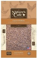 Natures Cafe Layer Pellets20Lb