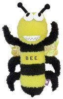 """12""""Buzz Off Bee Dog Toy"""