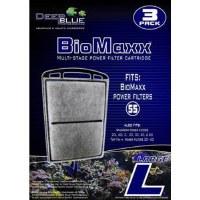 Filter Cartridge 3pk Biomaxx55