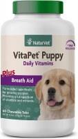 NaturVet Puppy Vitamins 60Ct