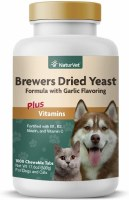 NaturVet Brewers Yeast 1000ct