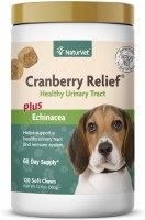 NaturVetCranberry Relief 120ct