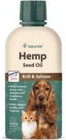 HempSeed Oil Krill-Salmon 32oz