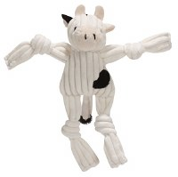 Huggle Hounds Knottie Cow Wee