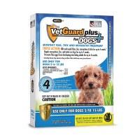 VetGuard Plus Flea-Tick 5-15Lb