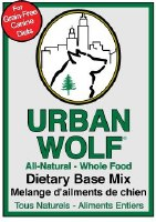 Urban Wolf Dietary Base PreMix