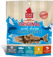 Plato Real Strips Salmon 3oz