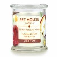 PetHouse VnlaCrmeBrulee Candle