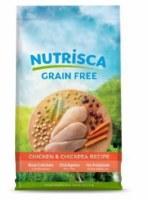 Nutrisca Chicken/ChickPea 4Lb