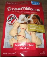 DreamBone Chick-Veggie 6 Mini