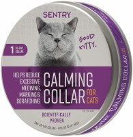Sentry Calming Collar Cat 1ct