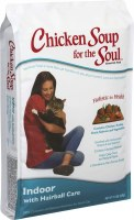 Chick Soup Senior Hairball 5Lb