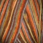 Andes Sock - Copper Mix