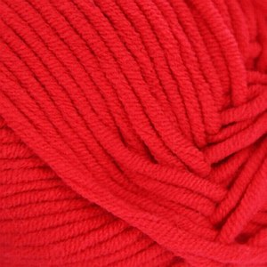 Babe Softcotton Chunky - Red
