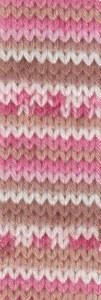 Baby Jacquard - Pink/Mauve