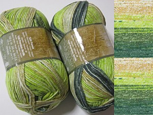 Calico Jakar - Green Multi