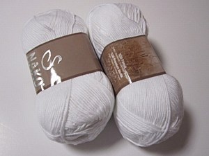 Calico - White