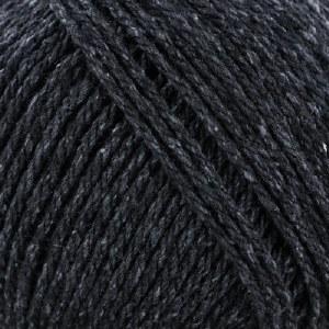 Silky Wool Aran - Caviar