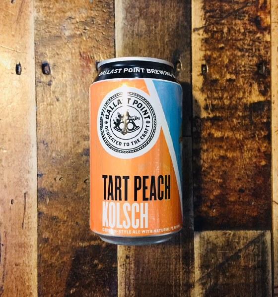 Tart Peach Kolsch - 12oz Can