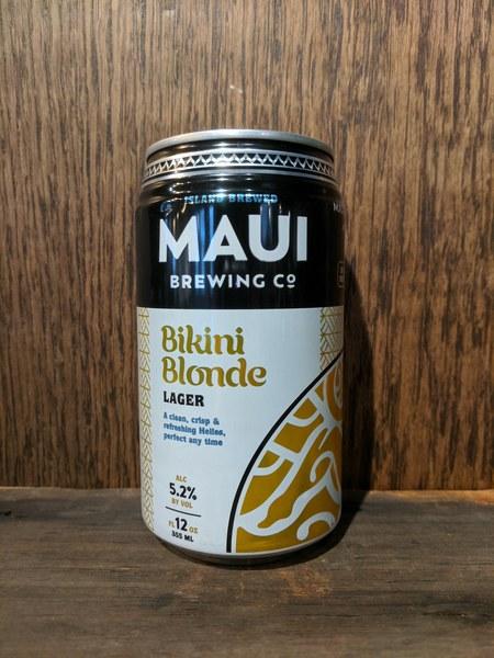 Bikini Blonde Lager - 12oz Can