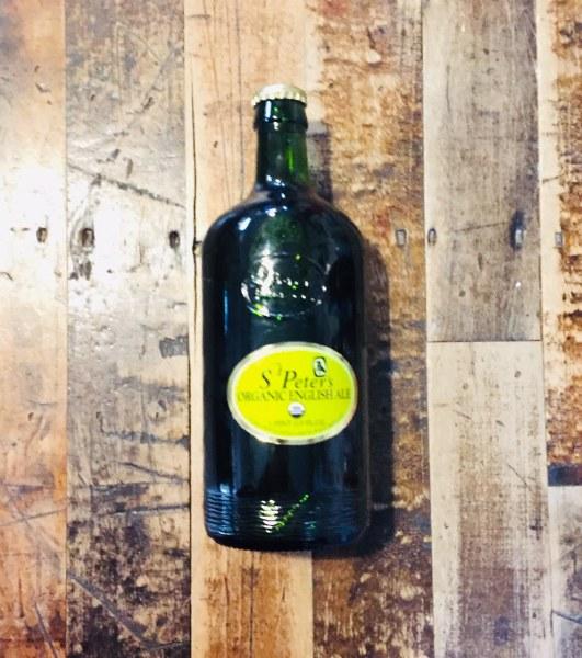Organic English Ale - 500ml
