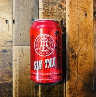 Sin Tax Stout - 12oz Cans