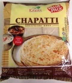 Kawan Oat Chapatti