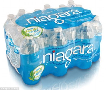niagara bottle water