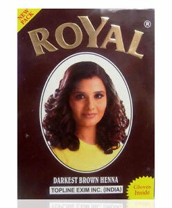 Royal Brown Henna 60g