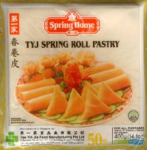 TYJ Spring Roll Wrapper 8""