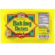 Ziy Baking Date