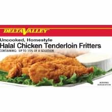 Dv-uncooked Chicken Tenderloi