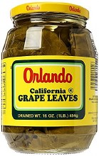 Orlando Grape Leaves