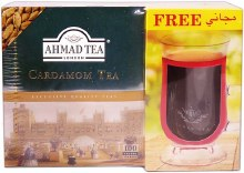Ahmed Tea w/ Cardamon