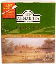 Ahmed Green Tea