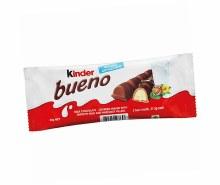 Kinder Bueno X2 Chocolate Bar