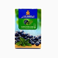 Al Fakher Bluerberry w mint