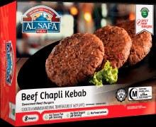 Al Safa Beef Chapli Kebab