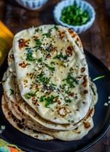 Deep Bread Naan Garlic