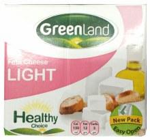 Greenland Feta Cheese light