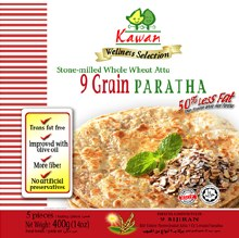 Kawan 9 Grain Paratha  5pc