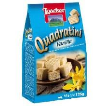 Loacker Wafer Quadratini Vanil
