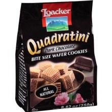 Loacker Wafer Quadratini Choco