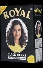 Royal Black Henna 60g